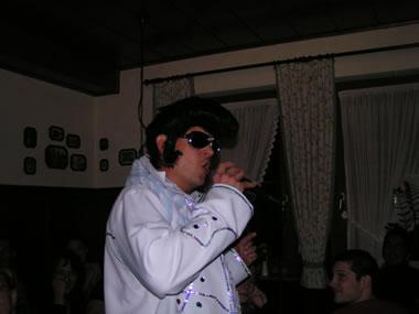 Elvis Hommel Live On Stage